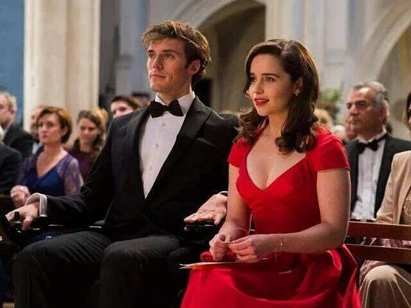 Me Before You..... I cannot wait to see this movie
