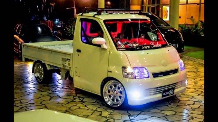 Modifikasi Mobil Daihatsu Pick Up Art Modifikasi Di 2020 Modifikasi Mobil Daihatsu Mobil
