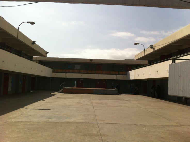 Liceo Libertador Bdo. O´Higgins R. #Iquique #CL