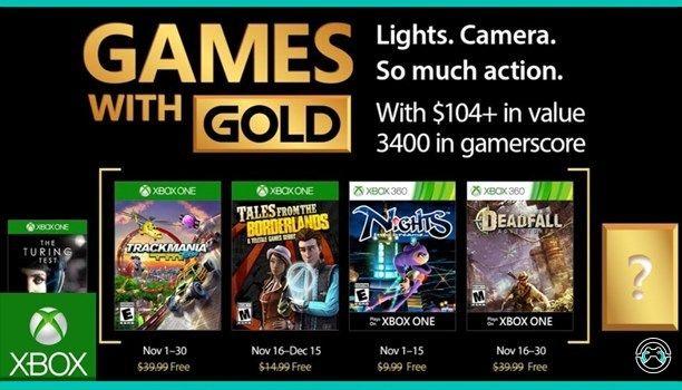 Ya tenemos los 4 juegos gratuitos de Xbox One de este mes para los usuarios que tengamos la suscripción de Xbox Live que aparte de estos títulos tenemos acceso a jugar online y descuentos especiales. Los de este mes de noviembre de 2017 son los siguientes:  TrackMania Turbo (Xbox One) Gratis del 1 al 30 de noviembre.  Desarrollado por la compañía Nadeoy distribuido por Ubisoftnos traen un juego de conducción de coches en miniatura con unas pantallas algo fantasiosas ya que tendremos rampas…