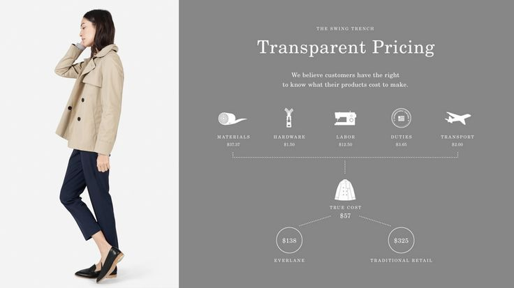 Know your factories. @Everlane provides a refreshingly #transparent insight into their processes & costs. #ethical https://t.co/Ycb5ElZou6