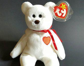 Ty Original Valentino Beanie baby Collectible by LIVToyShop