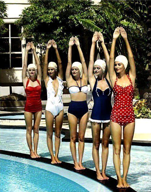 Retro Swimsuits <3