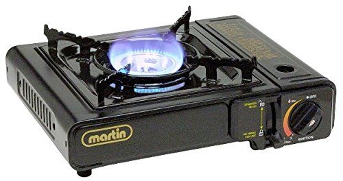 Campro By Martin Portable Gas Butane Stove burner 8000 Btu Ideal for Camping and Outdoor  Rv with Case >>> Find out more about the great product at the image link.(This is an Amazon affiliate link)