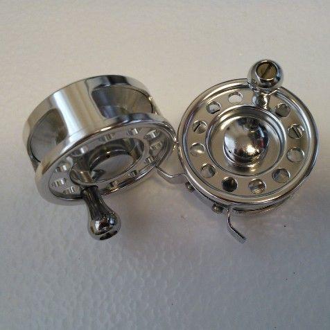 Miniature Fly Reel for Mini Pen Rod Setup from Gofastandlight.com