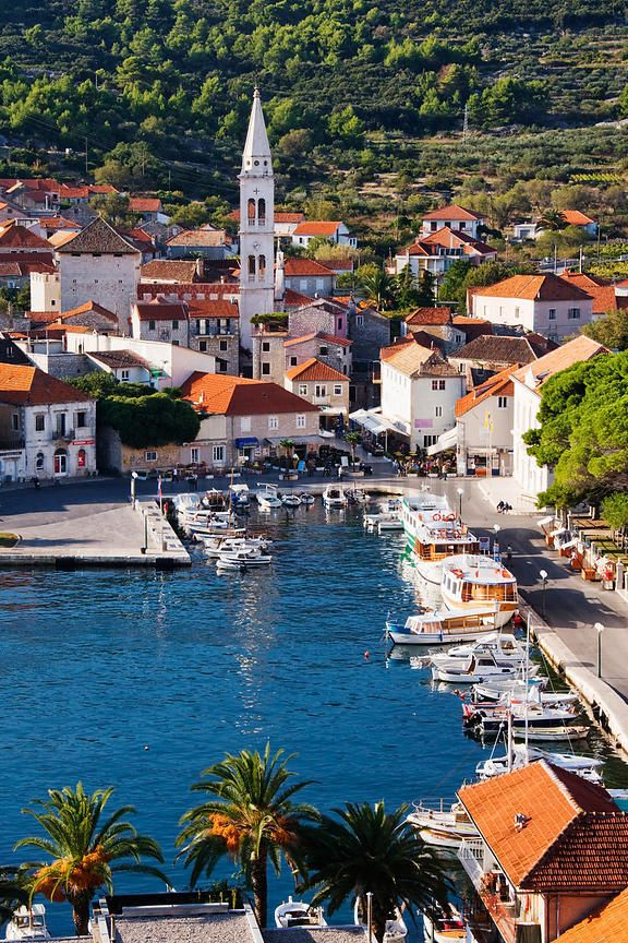 1271 best charming cities towns images on pinterest for Hvar tourismus