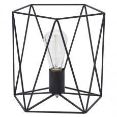 Achat Lampe Lampe à Poser Andrews 26 cm Métal Noir