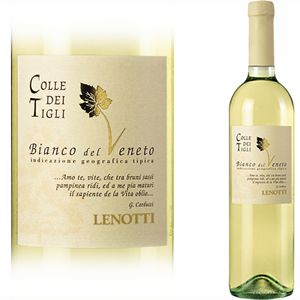 colle dei tigli - Nice refreshing White wine for a hot summer evening! Golden medal concours mondial Bruxelles 2012.