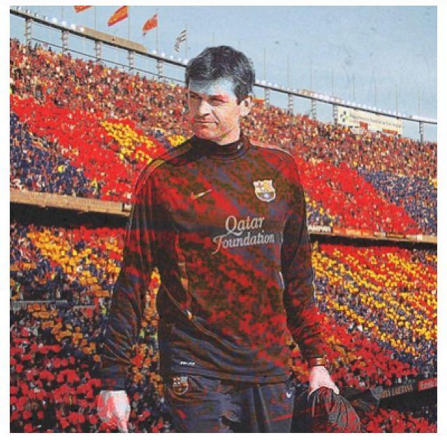Tito Vilanova. Descanse en paz, Tito. No soy un fan de Barcelona pero tengo mucho respecto por ti