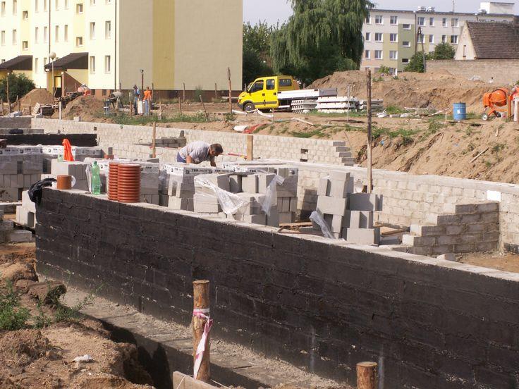 Budowa w Obornikach i nasze izolacje.