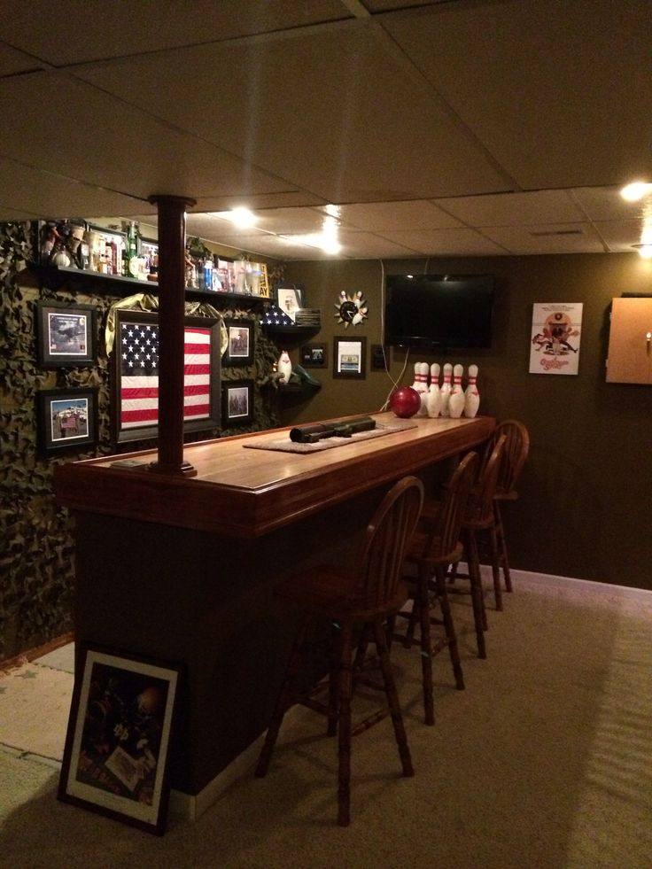 Usmc Man Cave Ideas : Best images about man cave with a small military twist