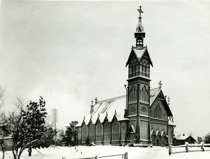 Kajaanin kirkko #church #kirkot
