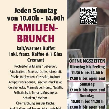 #Sonntags #Brunch   All you can eat #Kunstwerk  Leckerer #Brunch mit Cremant und Kaffee/Tee - von Lachs bis Croissant, vegetarisches Angebot, frische Backwaren etc.   #Kunstwerk #Saarbruecken   #Sonntags #Brunch - All you can eat http://saar.city/?p=33212