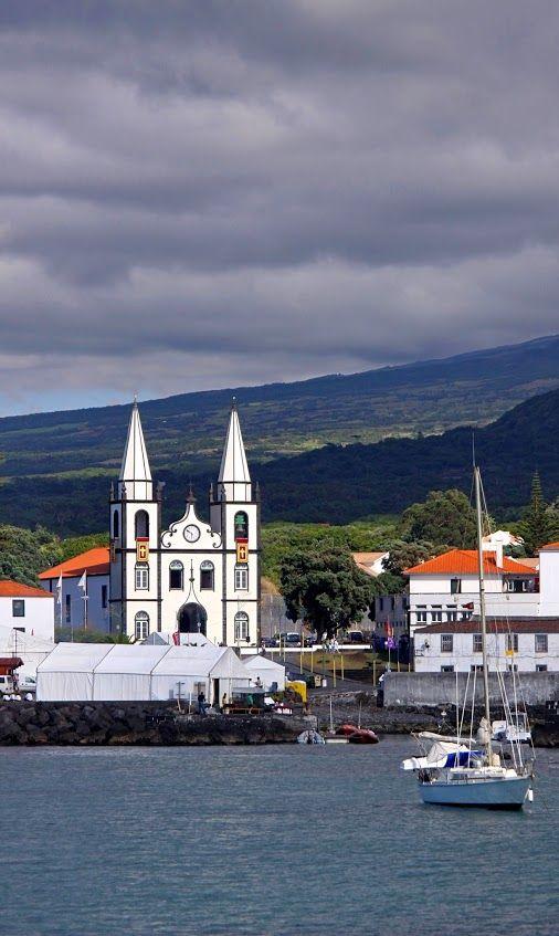 Google+Ilha do Pico Açores. Portugal