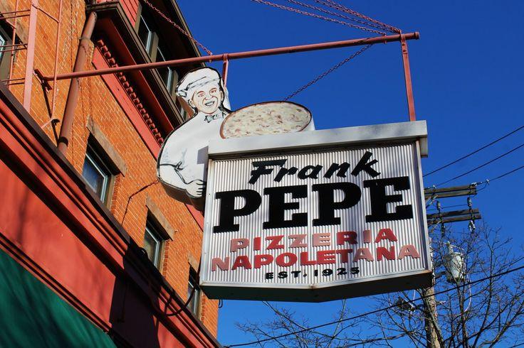 The Best Pizza in America - Frank Pepe's Pizzeria http://RoarLoud.net