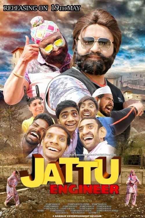 Jattu Engineer (2017) Full Movie Streaming HD