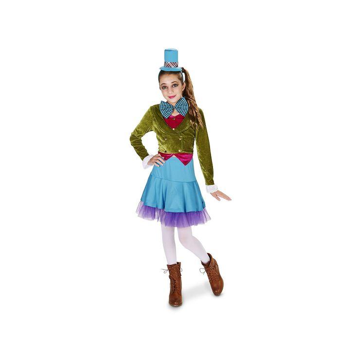 Best 25+ Mad Hatter Costume Girl Ideas On Pinterest