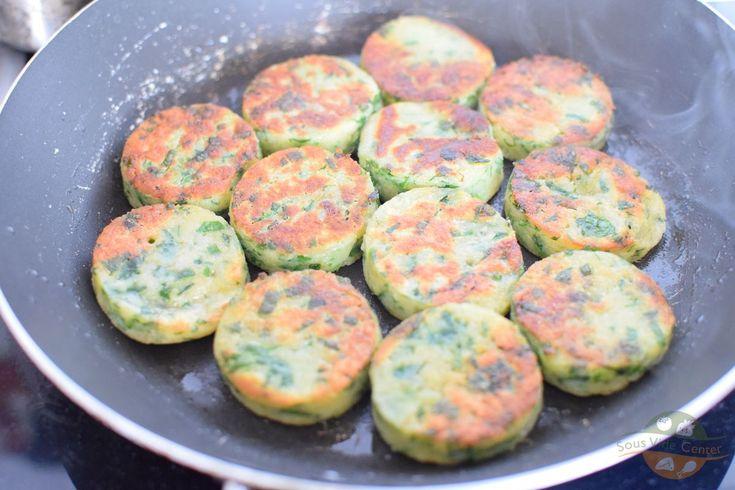 Medvehagymás tésztácskák, szuvidolva  #ramsons #dumpling #delicious #recipe #medvehagyma #tavasz #spring #sousvide