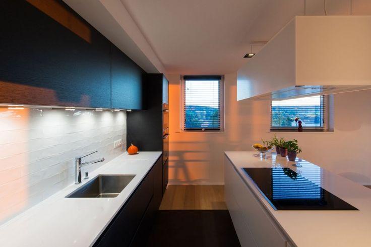Villa T от Buro 5 Architectes & Associés (12)
