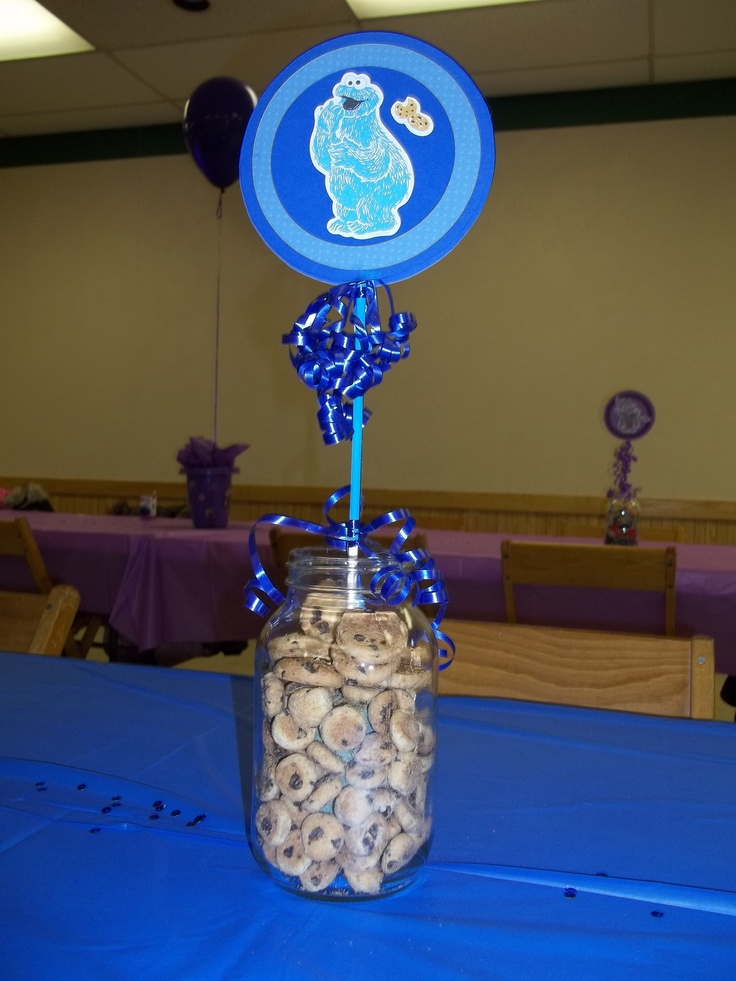 131 Best Images About Cookie Monster Party On Pinterest