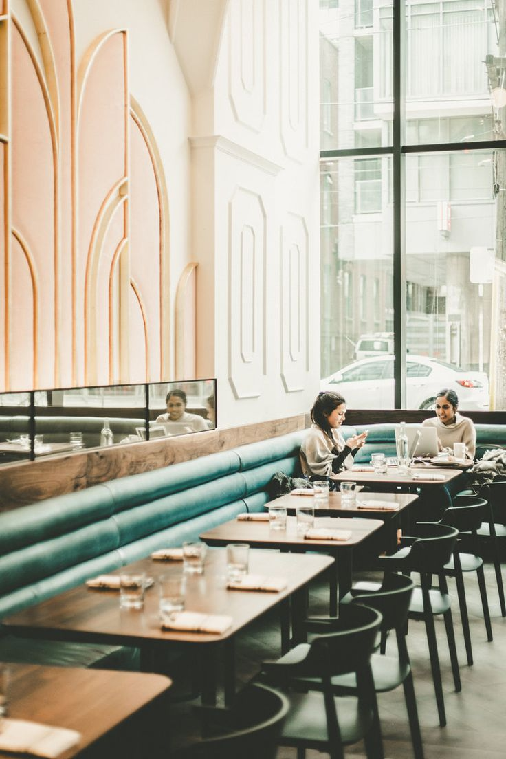 Top 5 King West Restaurants for a Business Lunch  Oretta Toronto  King x Portland Exclusive Sock Subscription