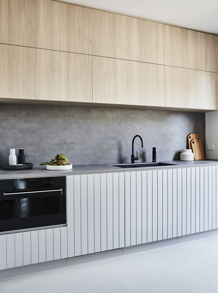 12mm COSTA CONCRETO SIX Splashback Amp Benchtop Thomas Archer Homes Aimee Tarulli Stylist