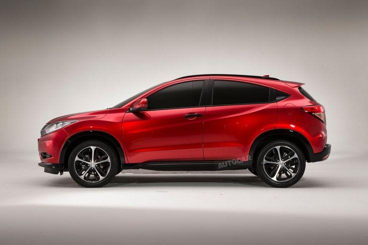 A mere $25,000.00 _ HONDA HRV | Honda HR-V crossover reborn
