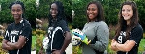 Golden Tigers Soccer Scores an 'Unprecedented' 4 Players in All-America Selections