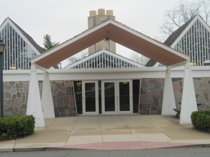 Hamilton Center Ice Arena - 1958 - architect, Harry Weese | Columbus ...