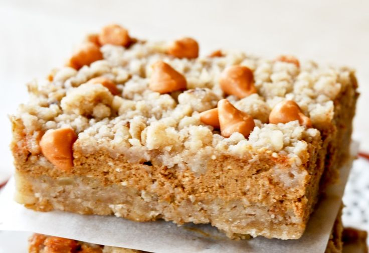 Pumpkin Pie Bars - Please follow us at https://www.facebook.com/BestMealRecipes