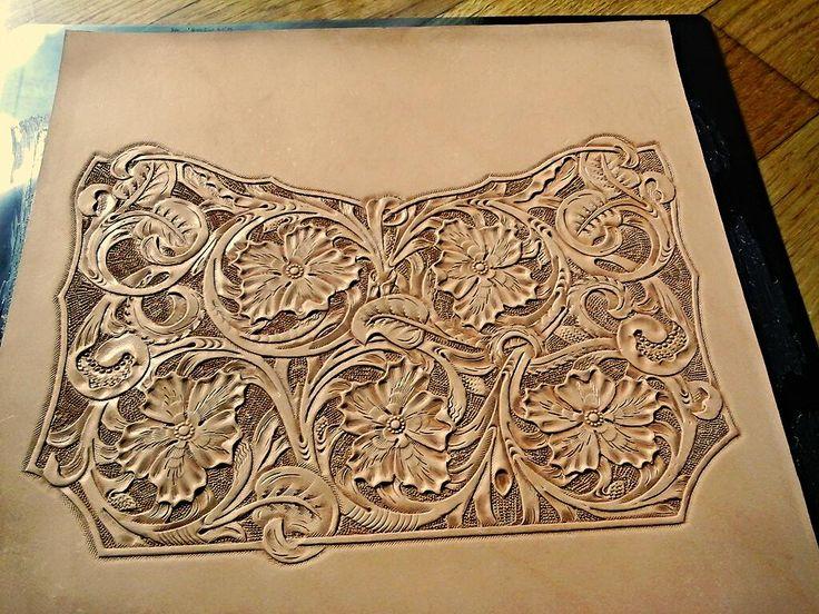 Tooling Work II :: Dream leather