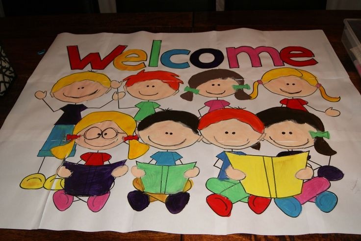 welcome parent bulletin boards - Google Search