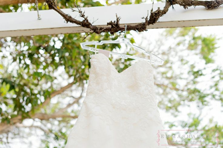 Beautiful Wedding Dresses. This one is a white, lace overlay from Jenny and Gerry's in Adelaide. Photographed by Emma Sharkey. Wedding venue Kingsbrook Estate http://www.emmasharkey.com/blog/kate-todd-married-kingsbrook-estate/