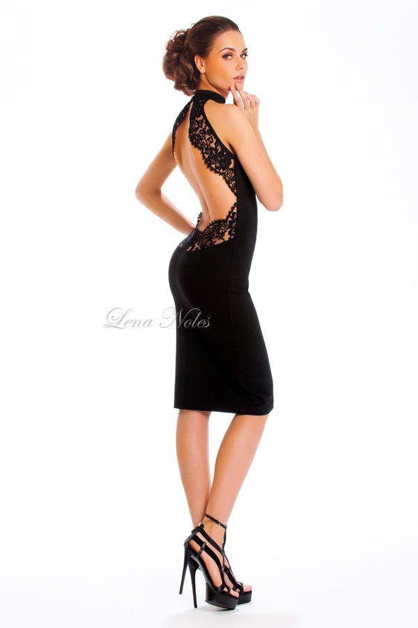 короткое платье с открытой спиной - ค้นหาด้วย Google