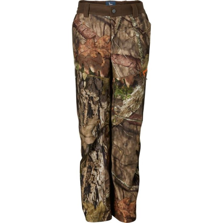 Field & Stream Youth Every Hunt Softshell Hunting Pants, Size: Medium, Brown