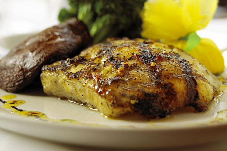 Simple Grilled Sea Bass with Garlic Butter Your Whole Family Will Love