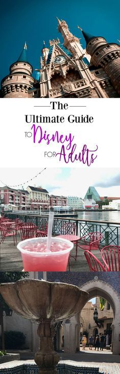 Pretty much anything at Walt Disney World can be enjoyed by adults, but there are some things that are best for those 21+. If you're looking for things to do as adults at the most magical place on Earth, look no further!