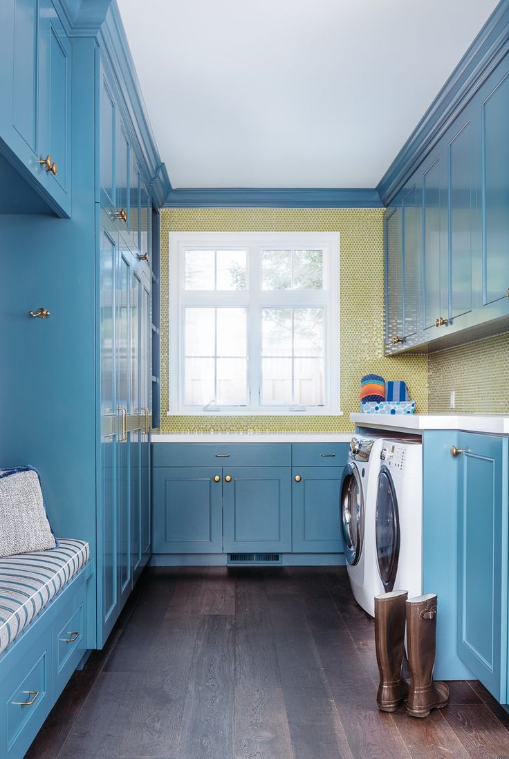 231 best LAUNDRY + MUD ROOMS images on Pinterest | Mud rooms ...