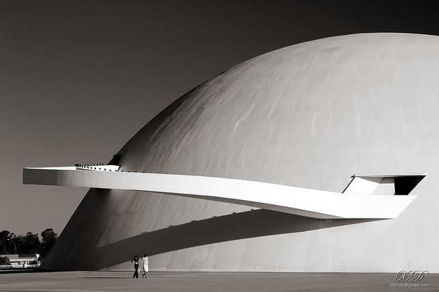 Oscar Niemeyer, Brasília