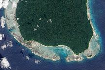 North Sentinel Island, Andaman Sea : Image of the Day : NASA Earth Observatory