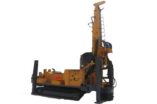600m Dth Crawler Mounted Well Drilling Rig Water Well Drilling Rigs Drilling Rig Well Drilling