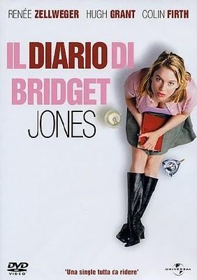 Bridget Jones's Diary (2001) - starring Colin Firth (Mark Mr Darcy), Renee Zellweger (Bridget) & Hugh Grant (Daniel Cleaver) - story based on Jane Austen's Pride & Prejudice
