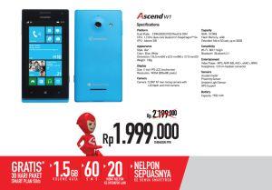 Windows Phone Murah Dari Smartfren