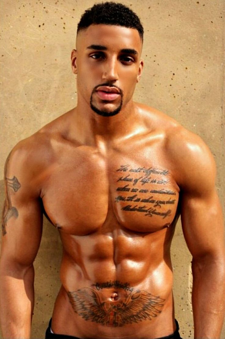 from Edwin hot black men gay