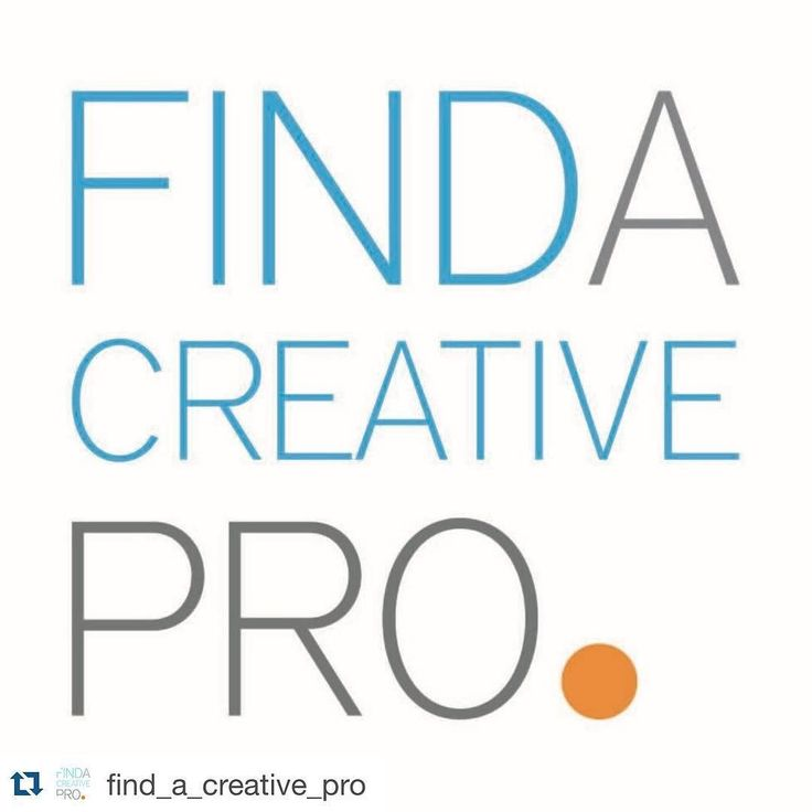 #Repost @find_a_creative_pro:  Connecting creative people with businesses who want to hire them - check it out build a profile and get found for your work! ... #freelance #creativefreelancer #creativebusiness #smallbiz #creativeskills #creativity #creativeindustry #creativeindustries #creativeminds #findafreelanceartist #freelanceartist
