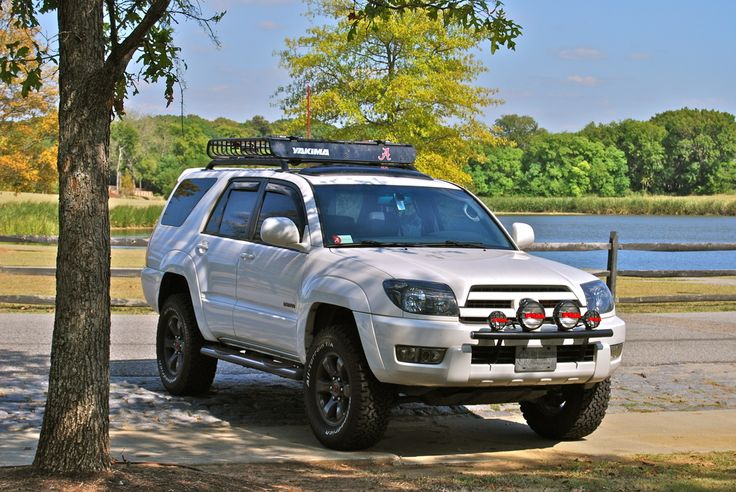 2004 Limited with BFG A/T's - Toyota 4Runner Forum - Largest 4Runner Forum