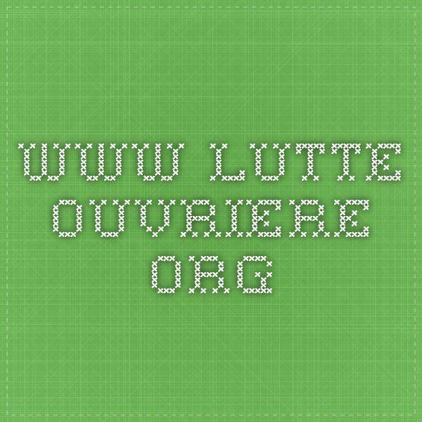 www.lutte-ouvriere.org