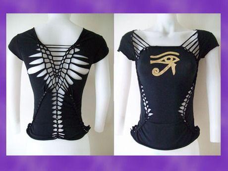 angel wing t shirt design - T Shirt Design Ideas Cutting