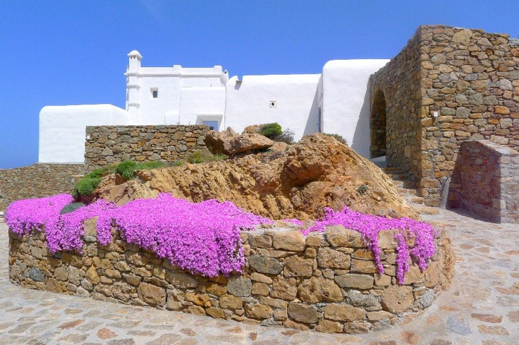 Mykonos colors that make our heart sing!