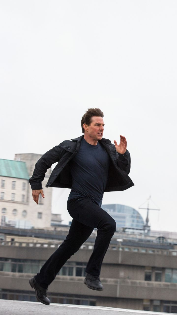 2018 mission impossible fallout tom cruise run - Mission impossible wallpaper ...